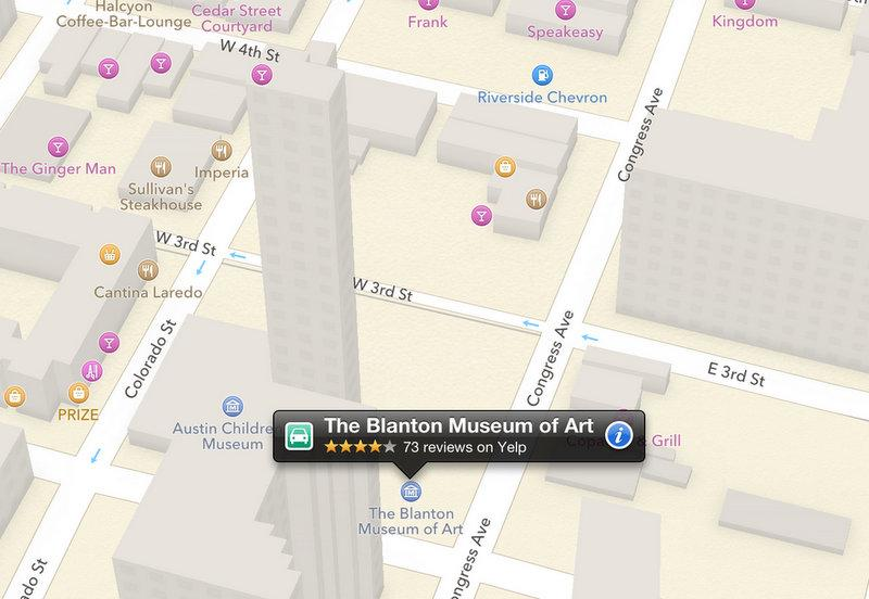 Is Austins Apple Maps Experience an Epic Fail KUT