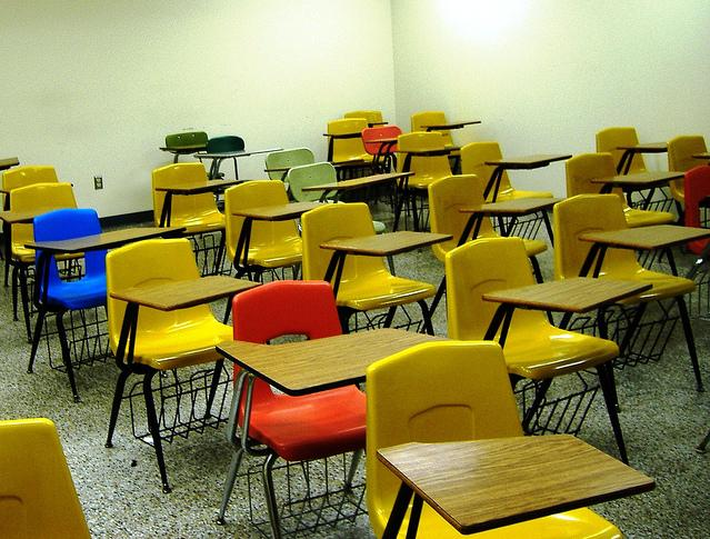 Austin education advocates plan to show solidarity with Chicago teachers today. There, classrooms remain empty as the teachers strike continues.