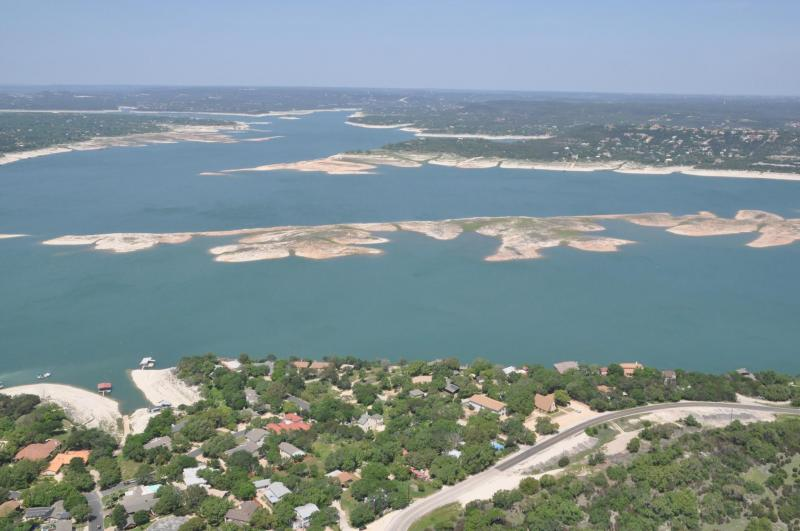 The Highland Lakes are still recovering from last year's historic drought.