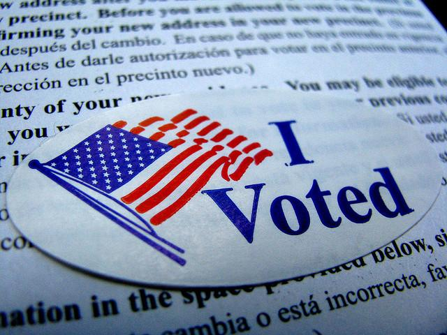 Voter Registration Day comes two-weeks before the Oct. 9  registration deadline.