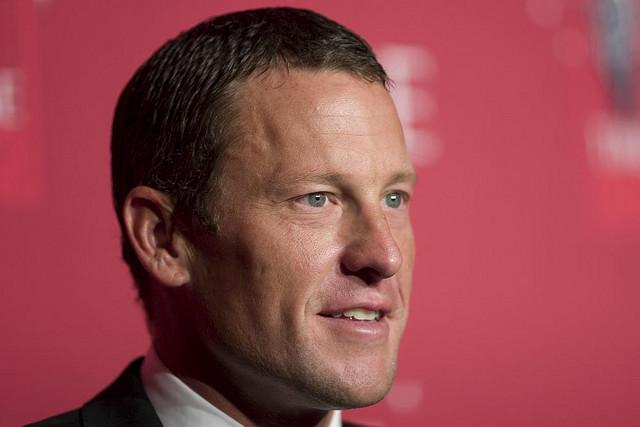 Armstrong has been stripped of his seven Tour de France titles.