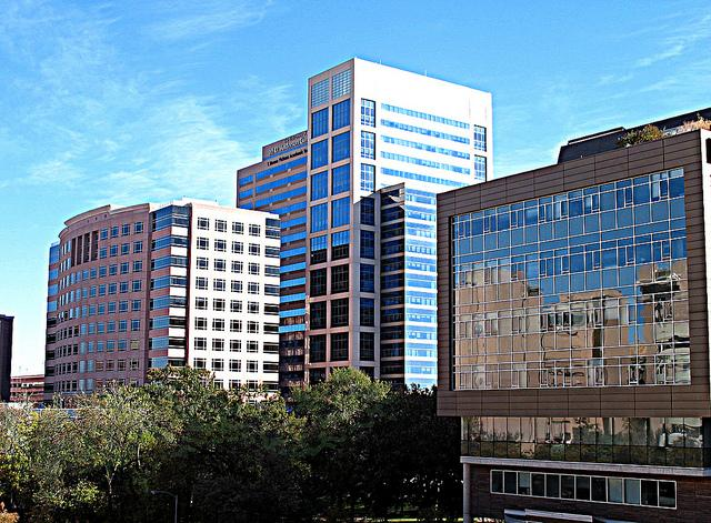 MD Anderson Hospital in Houston.