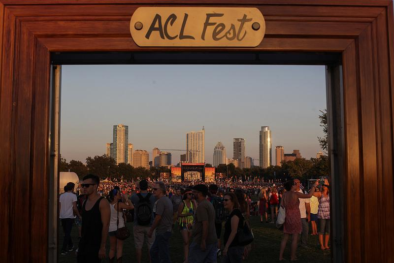 Here's another view of ACL: Journalist Samreen Ghauri says Austin festivals parallel events in Pakistan.