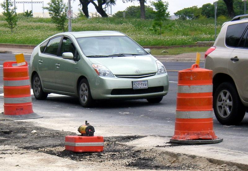 Though construction is a common sight along Austin roads, a study finds several roads are in need of serious repair.