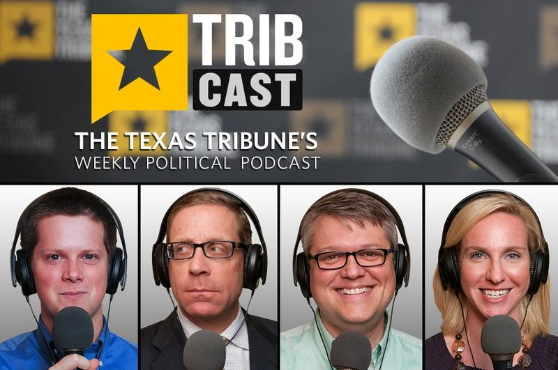 Another dose of Texas politics with the Tribcast