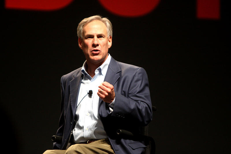Out of all Texas cities, Texas Attorney General Greg Abbott (pictured above) receives the most confidentiality requests from the Metroplex area.
