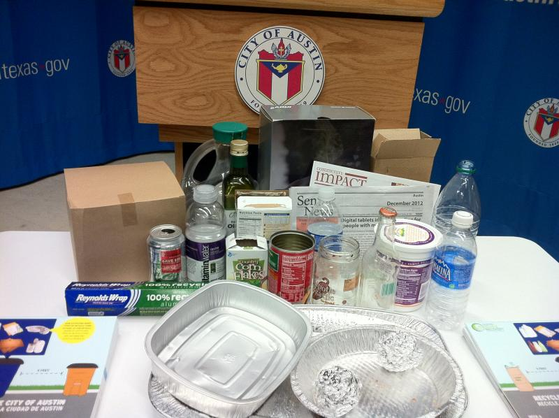Austin launches Recycle Right campaign