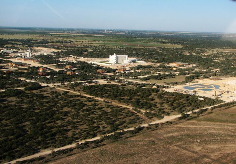 The FLDS compound in Eldorado