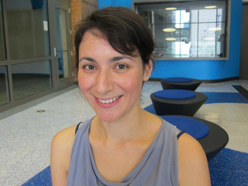 AISD Trustee-elect Gina Hinojosa