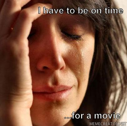 Talk about a first world problem: Meme makers are having fun with the Drafthouse's new policy.
