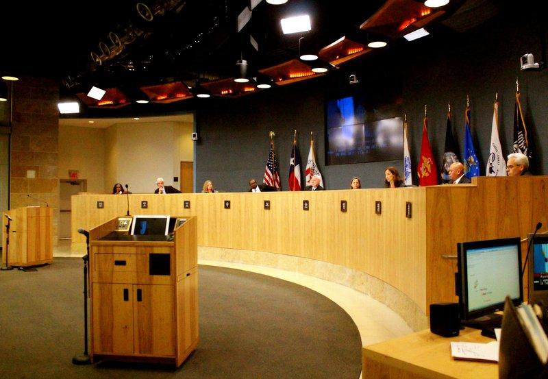 The next Austin City Council will be chosen by district.