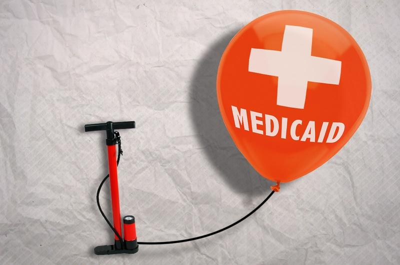 Texas is now the only big state to reject expansion of Medicaid.