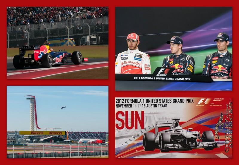 The F1 Grand Prix at the Circuit of the Americas drew rapturous response from race watchers.