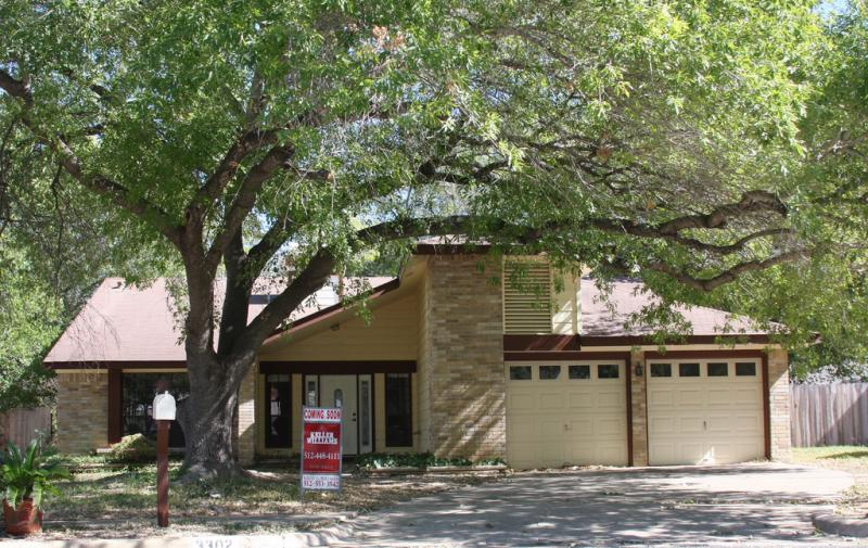 An Austin home listed for sale in November 2011