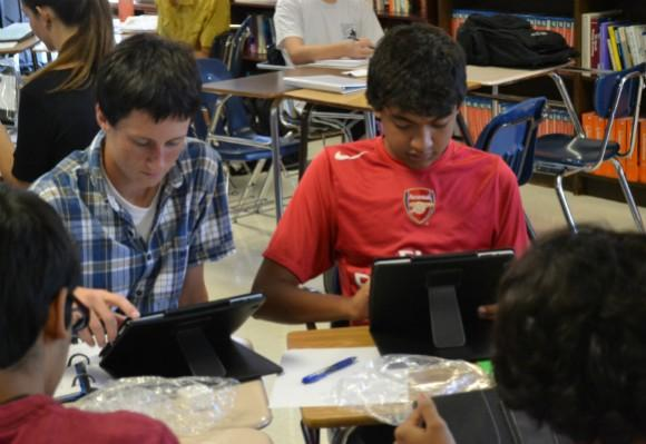 Eanes ISD will soon join a few other districts that provide tablet computers to students.