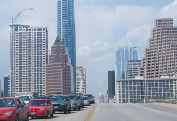 Tech is the main driver of Austin's growth, a report says.