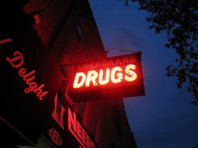 Drug treatment costs a fraction of what prison costs, a report says.