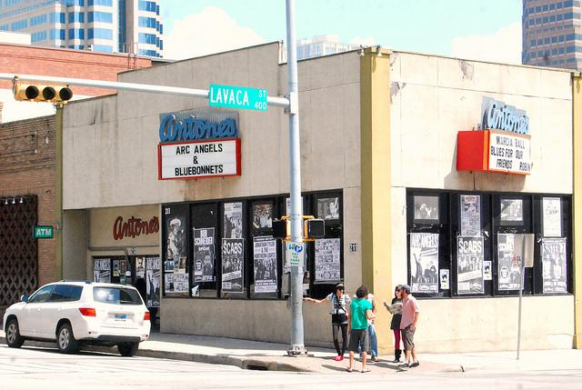 Antone's has been a staple among live music venues for over 30 years