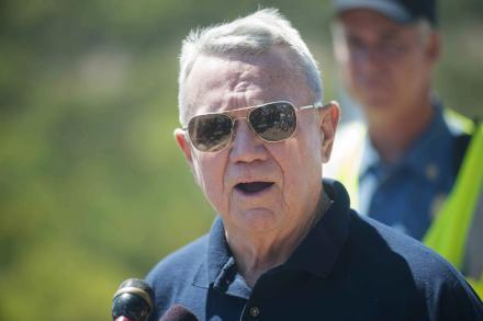 Austin Mayor Lee Leffingwell is heading to D.C. this week
