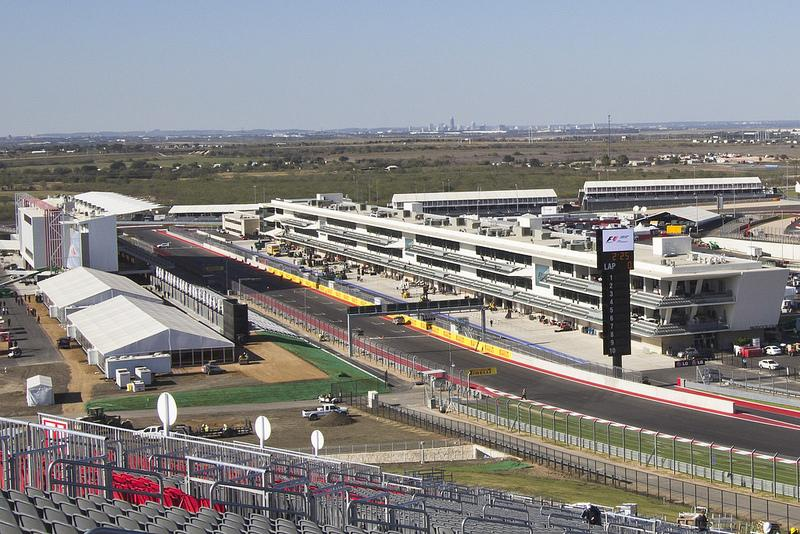"The Circuit of the Americas track. COTA may reap tax benefits that were quietly extended in the ""fiscal cliff"" bill."