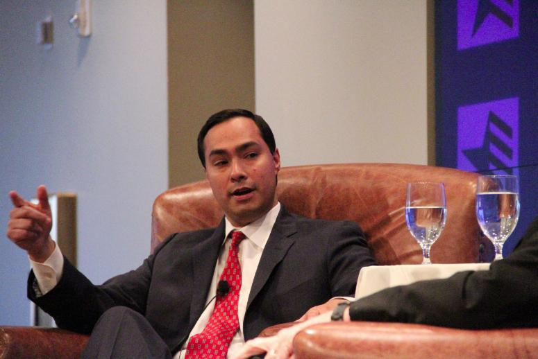 Texas has the most at stake in the immigration debate, U.S. Rep. Joaquin Castro said at the TAB conference in Austin.