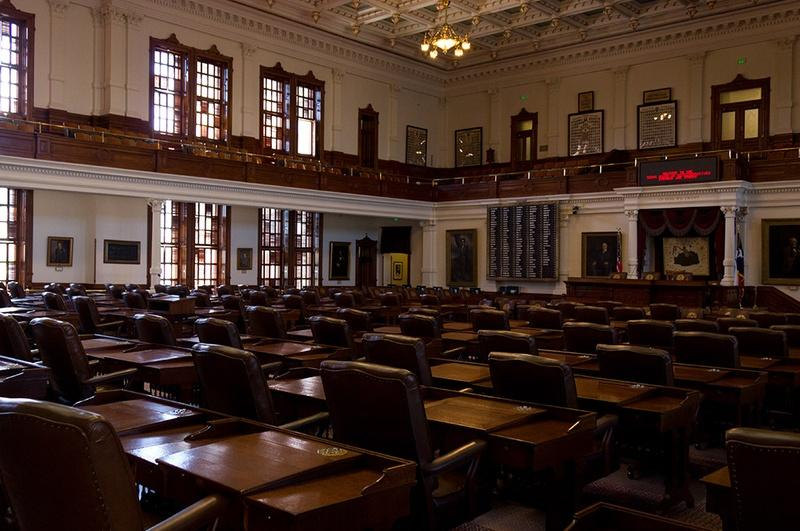 Empty no more: Texas House and Senate members return to the Capitol today.