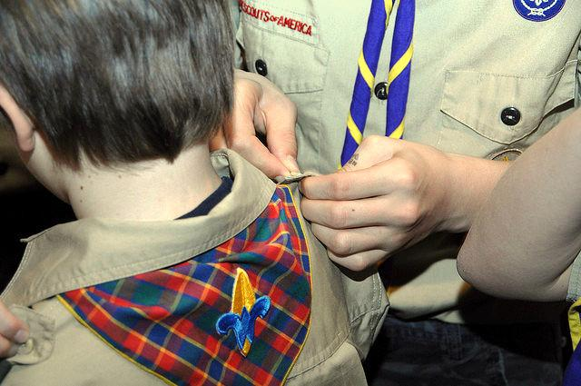 The Boy Scouts of America is considering a change to its membership policy.
