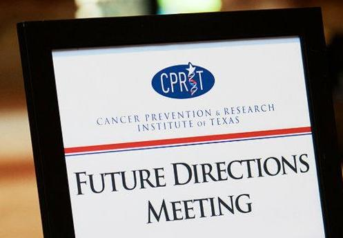 Former CPRIT executives did not testify before a House committee yesterday.