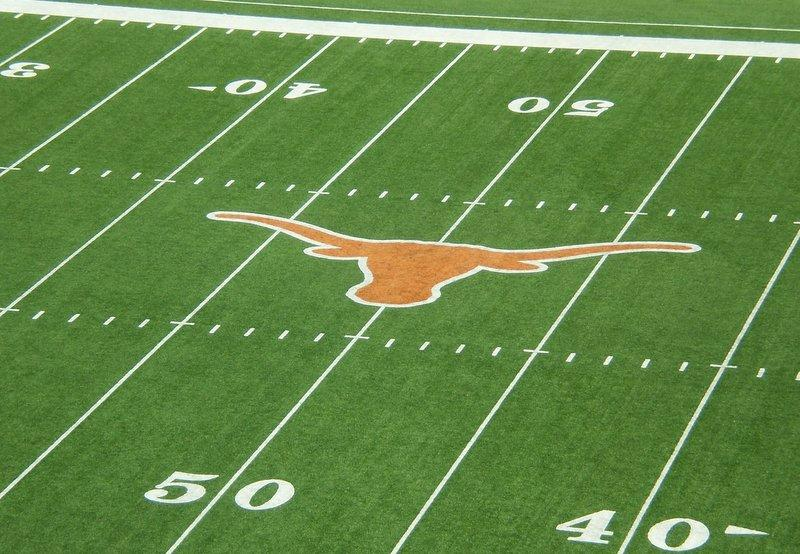 The Texas Longhorns moved up in the latest college football polls after a win against Texas Tech over the weekend.