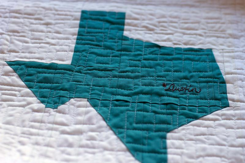 Modern Quilt Guild members chose Austin as the location of the first QuiltCon.