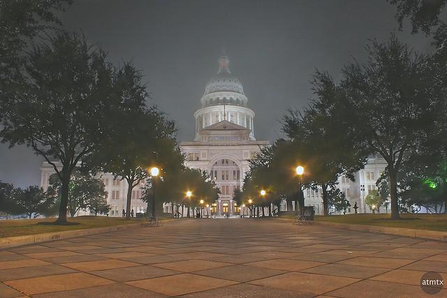 The legislature starts a special session today after a call from Gov. Perry to reconvene for (at least) 30 days to address congressional redistricting.