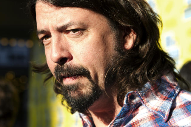 """Sound City"" director Dave Grohl will give the SXSW Music keynote speech this morning."