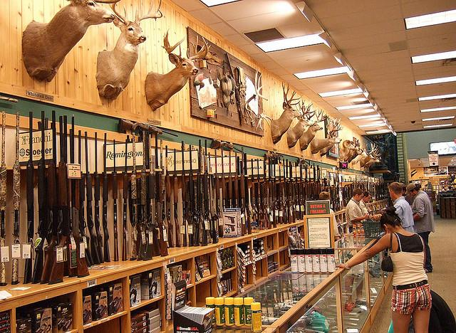 The Texas Senate passed a bill that would restrict county and city officials' ability to restrict gun sales and gun shows.