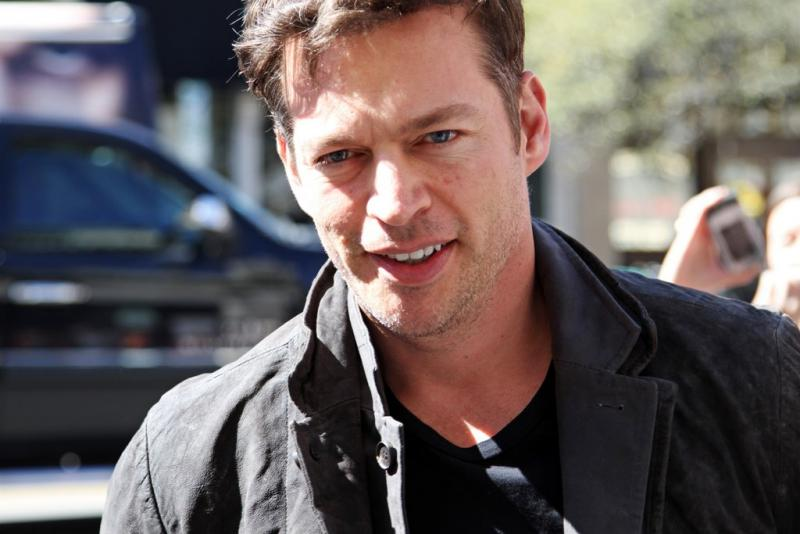"Harry Connick Jr. from ""When Angels Sing."""