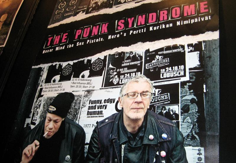 """The Punk Syndrome"" follows a band of Finnish punk rockers with mental disabilities."