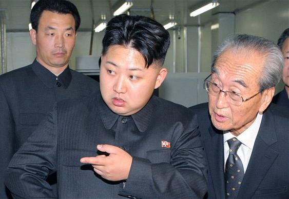 North Korean leader Kim Jong Un may have designs on Texas.