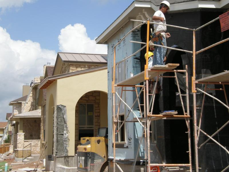 Construction saw the largest percentage gain in Austin metro job growth.