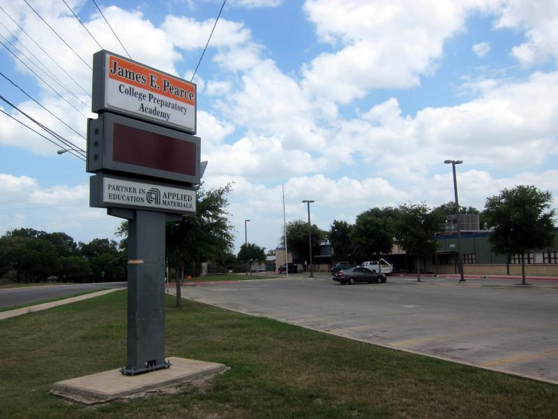 Pearce Middle School and Garcia Middle School will become single-sex campuses under an AISD plan.