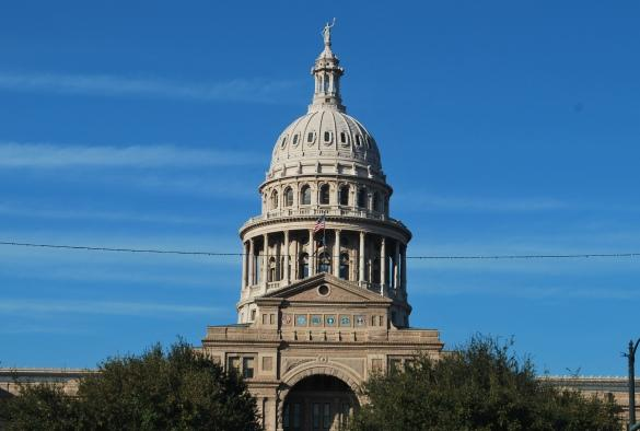 Hearing at the Texas Capitol on gun training for school workers