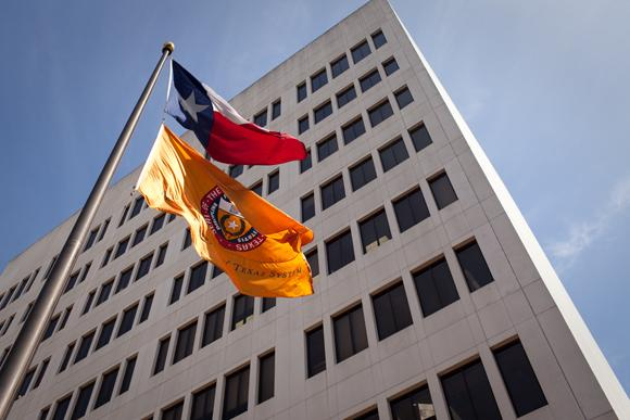UT Chancellor Francisco Cigarroa opposes legislation allowing concealed firearms on campus.
