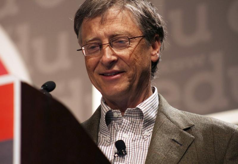 Bill Gates closed out the third annual South by Southwest Edu conference.