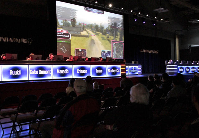 SXSW Gaming Expo is free and open to the public throughout the weekend.