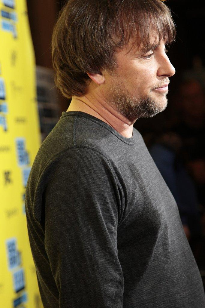 """Before Midnight"" director Richard Linklater."