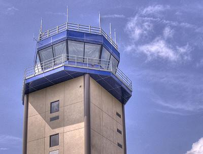The tower at Georgetown Airport is set to close next month.