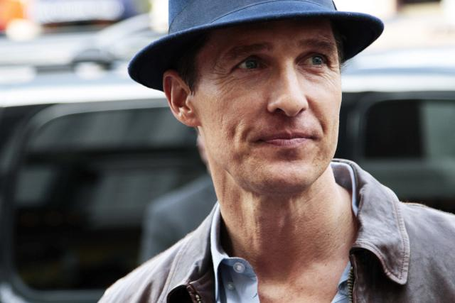 "Matthew McConaughey's ""Mud"" will be released April 26."