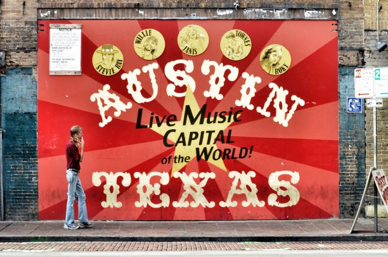 The demographics of Austin's music scene got examined in a study from the University of Toronto.