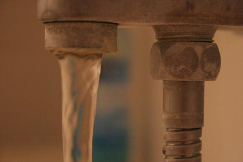A main break has caused McNeil HS and surrounding areas to be on a water boil alert.