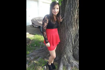 14-year-old Ruby Paloma Contreras