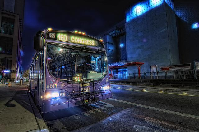 A Capital Metro employee hijacked a bus this weekend before killing himself.