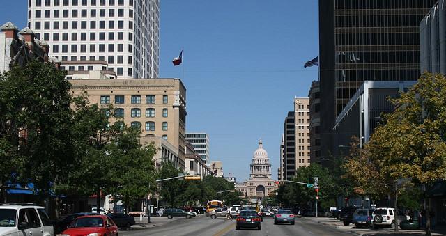 Congress Avenue might become the creative core of Austin.